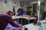 workshop textielverven